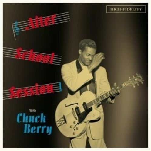 Chuck Berry - After School Session with Chuck Berry + 4 Bonus [New Vinyl LP] Bon