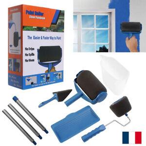 Paint-Roller-Runner-Pro-avec-6-outils-peinture-dont-les-rouleaux-FR