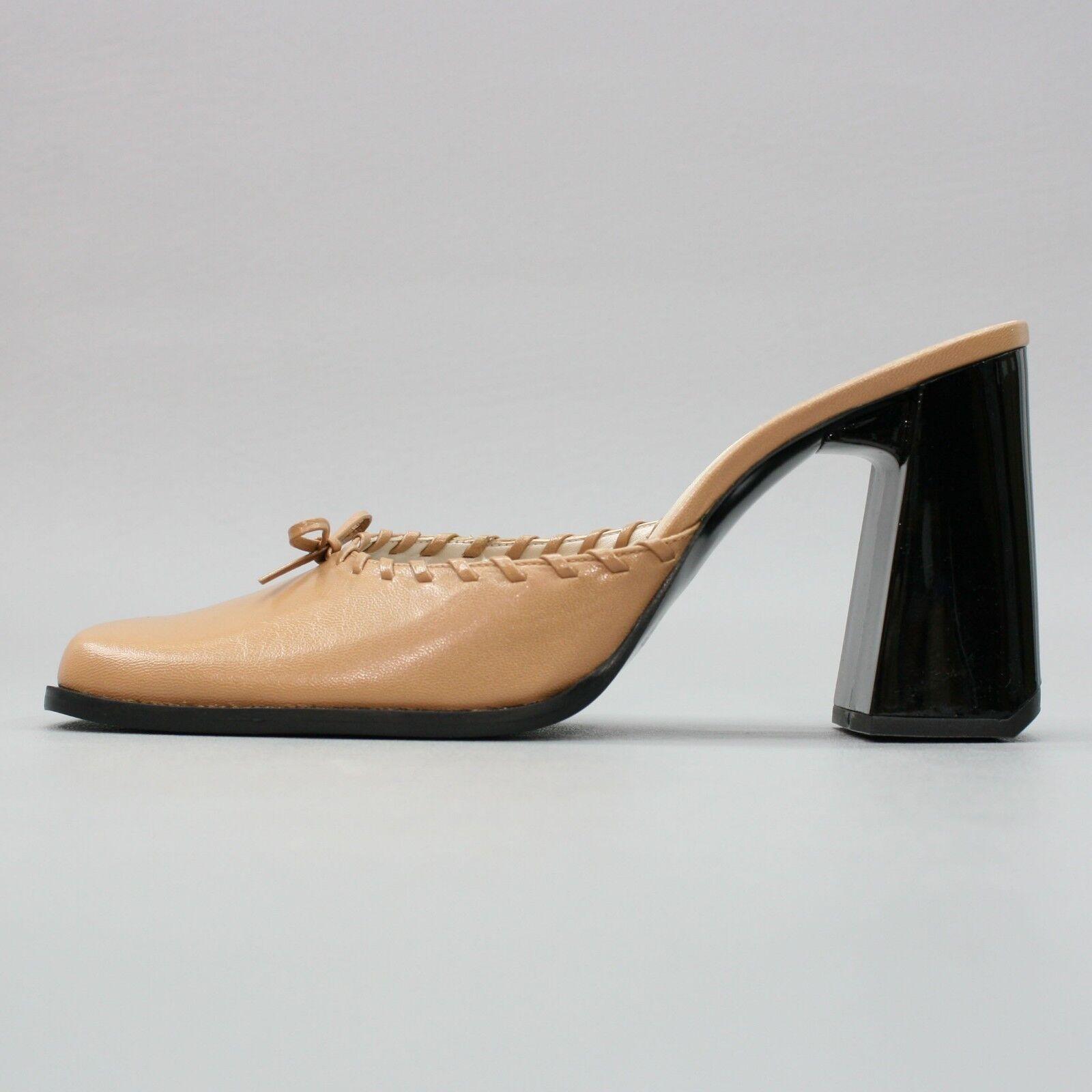 Aldo Ladies 40 (about 9) Tan Leather Pump 4