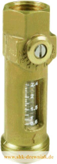 TACONOVA Taco-Setter 23 Regulier-Ventil Inline Strangregulier-  Absperr-Ventil