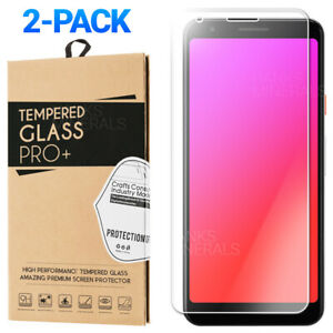 2-Pack-Tempered-Glass-Screen-Protector-For-Google-Pixel-3a-3a-XL-3-3-XL