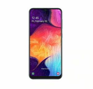 Samsung A50 64GB Black Unlocked 6.4 inch display A505W A505U Smartphone