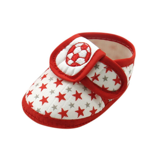 Cute Newborn Toddler Baby Bow Girl Boy Soft Sole Prewalker Legerity  Flats Shoes