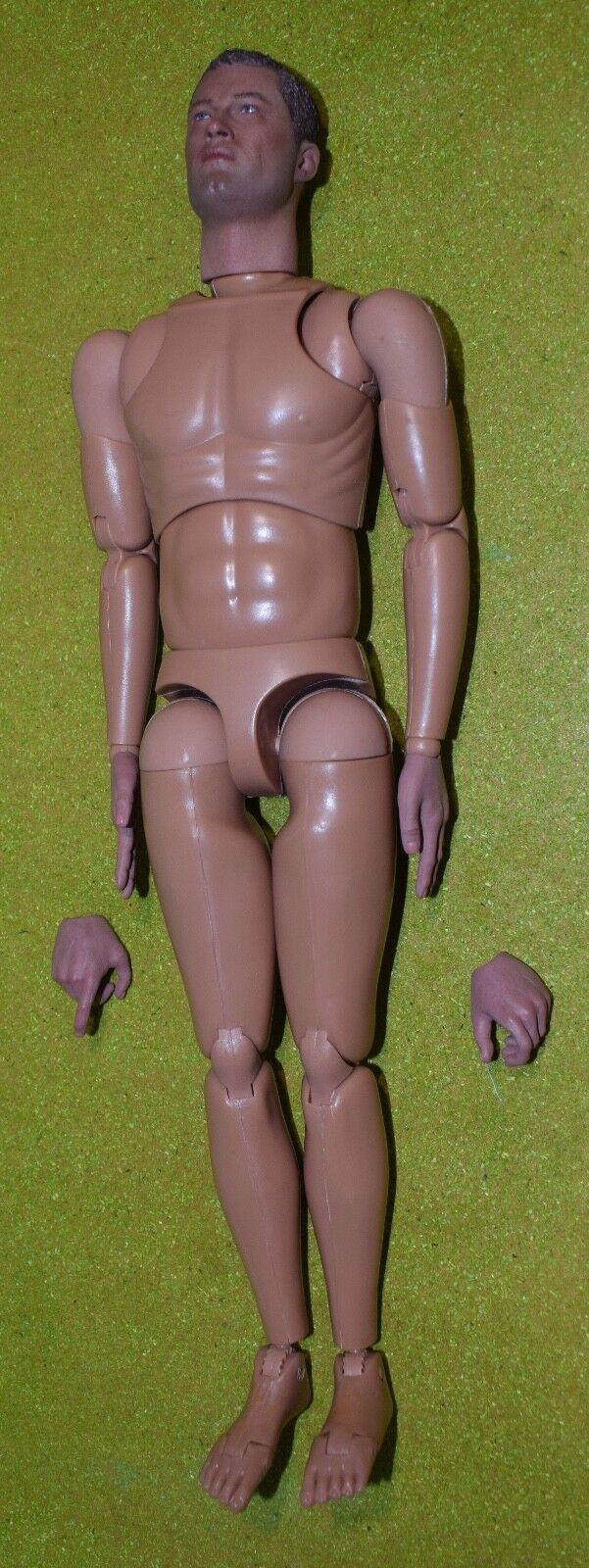 Dragon sogni ha fatto 1 6 SCALA WW II  Geruomo balderico Nude Nudo cifra Bambola  garanzia di qualità