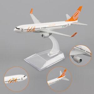 16cm-B737-Gol-voegol-com-Airline-Diecast-Toy-Models-Aircraft-Aeroplane-Plane