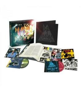 DEF-LEPARD-The-Early-Years-79-81-Box-Set-5-CDS-CD-RELEASED-20-03-2020