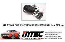 KIT XENON CAN BUS TUTTO IN UNO INTEGRATO CAN BUS 2.0