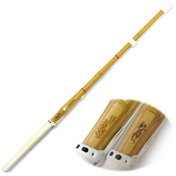 Shinai Kendo Bamboo Made in  Japan Sword 28-38  save 35% - 70% off