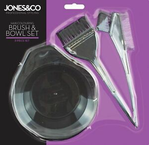 Professional-Salon-Hair-Colouring-Dye-Brush-Bowl-Set-Quick-Bleach-Tint