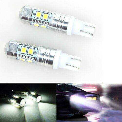 2x T15 LED Bulb 921 168 W16W SAMSUNG Car Side Indicator Tail Reverse Light Lamp