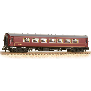 Graham-Farish-374-213-N-Gauge-WCRC-Mk1-Pullman-Parlour-2nd-Coach-99347