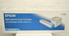 Cartouche Toner Originale EPSON 0228 CYAN AcuLaser série C2600 2600 Genuine New