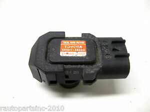 07 toyota camry 2 4 hybrid fuel pump vapor pressure sensor 89461 48020 oem 09 10 ebay. Black Bedroom Furniture Sets. Home Design Ideas