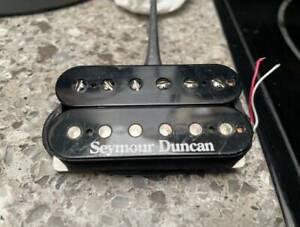 2007 Seymour Duncan SH-2n SH2 Jazz Humbucker Neck Pickup Black