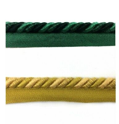 3m SML Satin Piping Insertion Cord*Flange*Bias Piping*Trim*Sewing*Upholstery