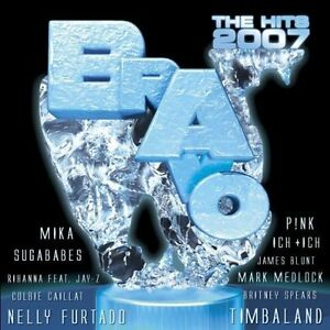 Bravo-The-Hits-2007-Sugababes-Nicole-Scherzinger-feat-Will-i-am-Riha-2-CD