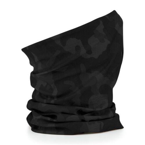 TESTA mimetica collo basso di lenza Sciarpa da Sci Sole Moto Uomini Donne Capelli fascia MIMETICO Caldo