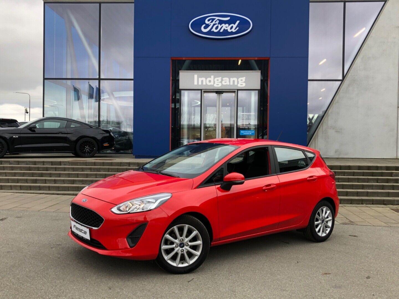 Ford Fiesta 1,1 85 Trend