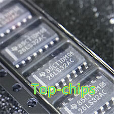 10pcs AM26LS32ACDR 26LS32AC SOP16 new