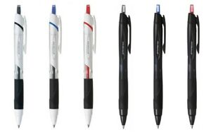 1/3/5 Uniball Uni Jetstream Jet Stream Click pen 0.7 0.5 Black/Red/Blue SXN-150