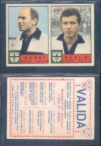 Panini calciatori 1963//64 Parma Spanio Sassi Rancati Versolatto ecc scegli menu