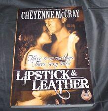 Lipstick & Leather Cheyenne McCray