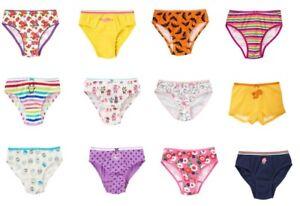 10-12 7-8 M NWT Gymboree Girls 3 Pairs Underwear Anchor 2T-3T XS 4 S L 5-6