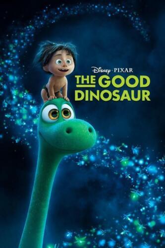 The Good Dinosaur Movie Poster Print Wall Art 8x10 11x17 16x20 22x28 24x36 27x40
