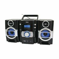 Naxa Electronics Portable Mp3/cd Player With Pll Fm Radio Stand... Free Shipping