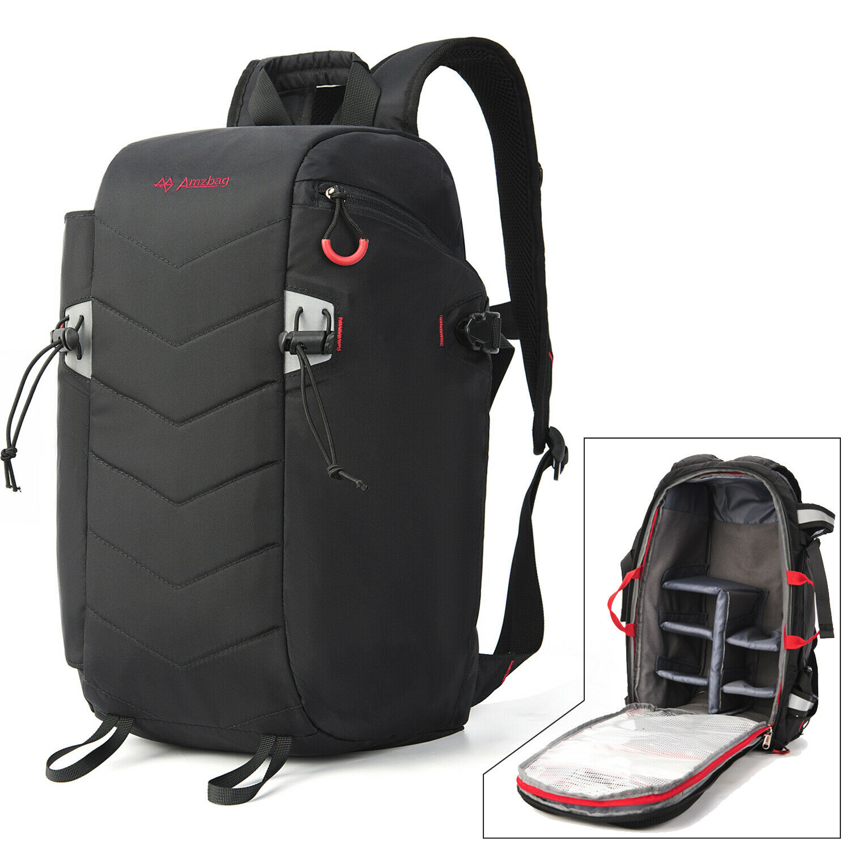 Camera Backpack Organizer Large For Canon Nikon Sony SLR DSL