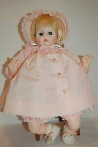 Madame-Alexander-Vintage-1965-PUSSYCAT-18-034-baby-doll-new-crier-coat-hat-dress