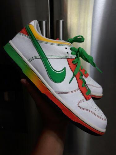 Nike Sb Dunk 6.0 Low 2009 Size 9.5