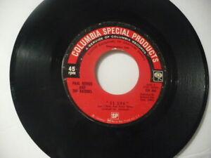 S-S-CAMERO-by-Paul-Revere-amp-The-Raiders-Prom-Copy-45-promote-Chev-car-Columbia