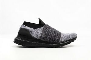2959b691f Image is loading NEW-Adidas-Ultraboost-Laceless-Ultra-Boost-Core-Black-