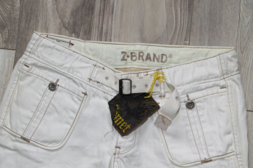 Donna marca Taglia Z Cotone Nuovo W30 Pantaloncini valore Scheletro dell'etichetta Bianco SpnUWUOR