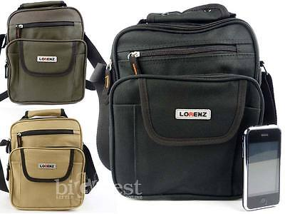 New Mens Ladies Canvas Messenger Shoulder/Travel Utility Work BAG Cross Body