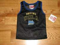 Boys Ucla Bruins Basketball Toddler Jersey Size 4t 4 T Shirt