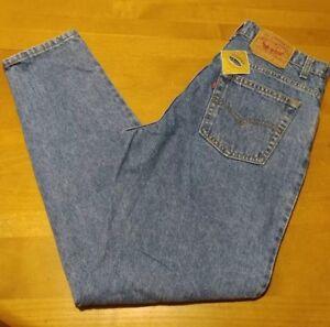 13 femme Tapered coupe Jeans fuselée Fit Vintage Levi's pour Mom Waist Usa Jeans Levi's 30 Women's Usa 30 taille basse Leg 13 Vintage qw0Ctt