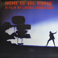 """OST - HOME OF THE BRAVE - LAURIE ANDERSON 12""""  LP (Q934)"""