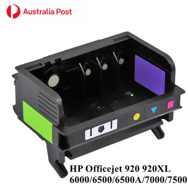 Print head replacement for hp920 hp920xl with 4 slots available for HP Officejet