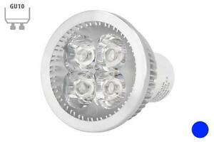 A2ZWORLD-FARETTO-LAMPADA-LED-GU10-4X1W-BLU-BLUE-220V