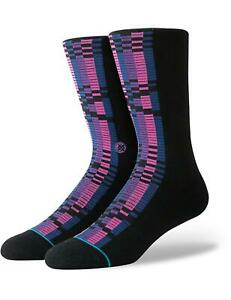 LARGE 9-12 Stance Men/'s Icon Socks Pink NEW!