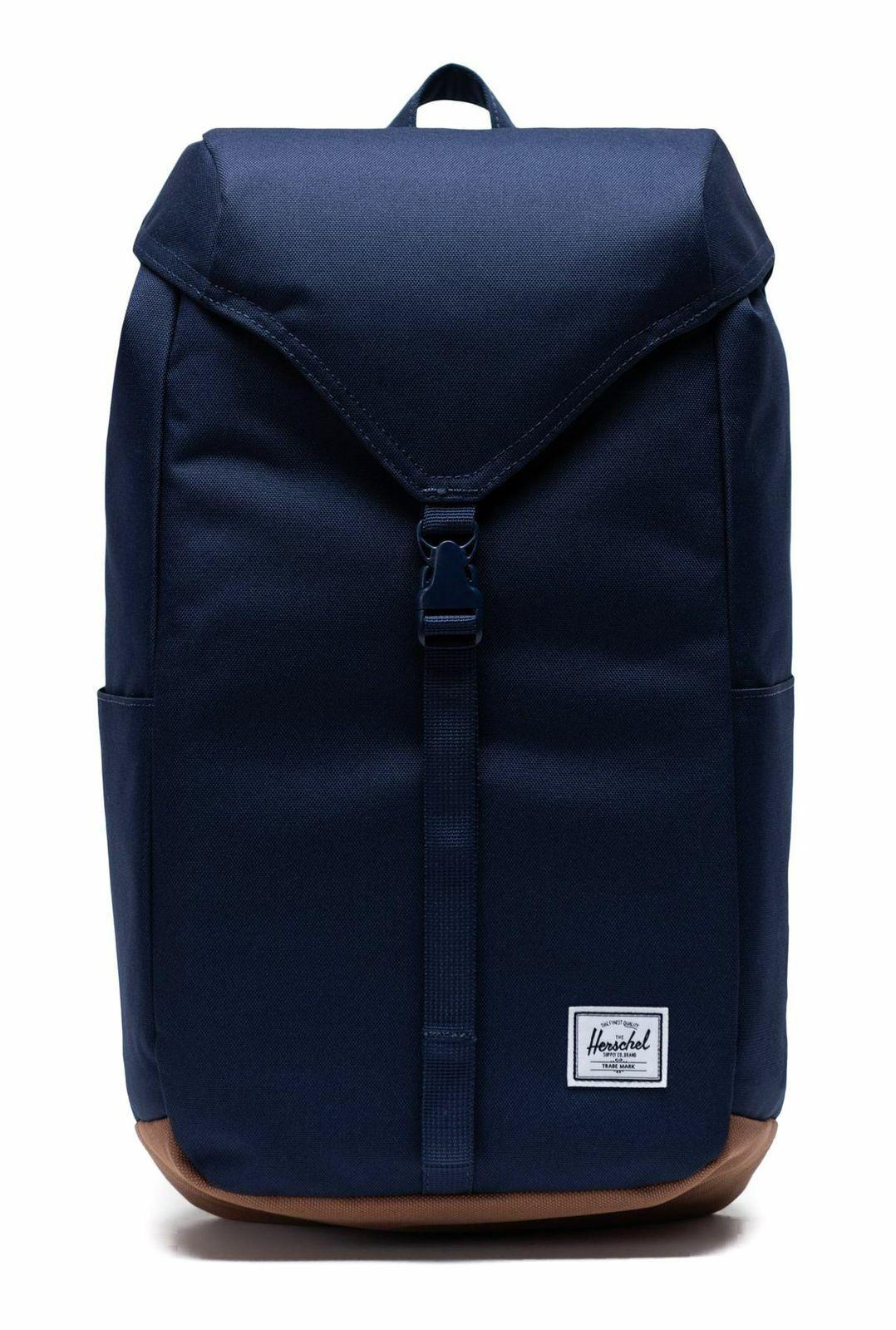 Backpack Herschel Thompson Peacoat  Saddle Marronee