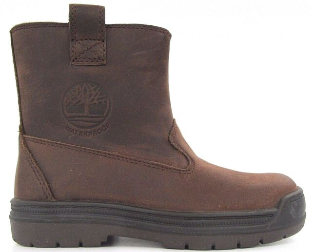3602868c49e Timberland 6 Inch Premium Junior BOOTS Boys Kids Brown 20903 WHD UK 6.5