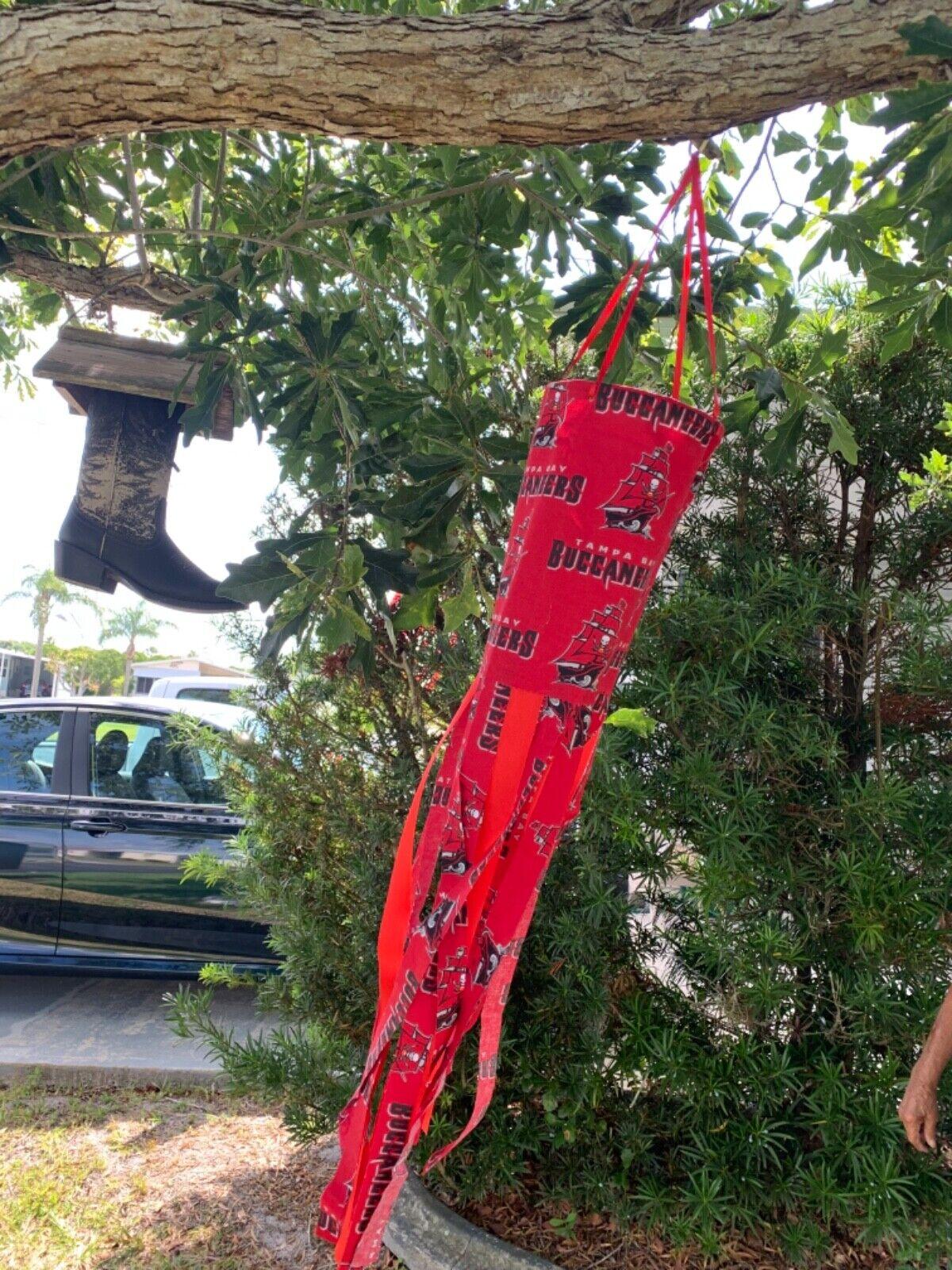 Tampa Bay Buccaneers windsock