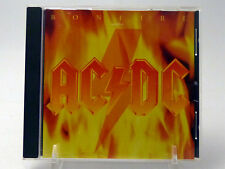 AC/DC Bonfire Sampler Promo Rock CD (1997), Free Shipping!