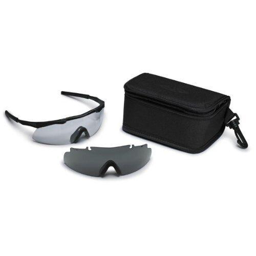 NEW Smith Optics Elite Aegis  Arc Ballistic eyeShield Shooting Glasses made USA  first time reply