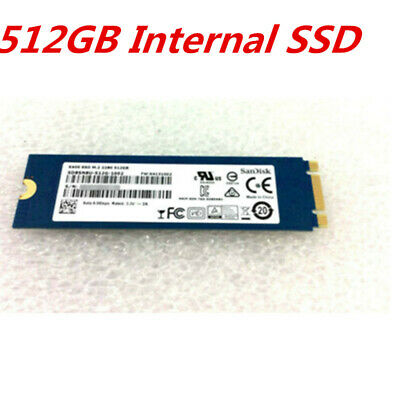 """SanDisk X400 512GB SATA 3 2.5/"""" Internal SSD Solid State Drive SD8SB8U-512G-1002"""