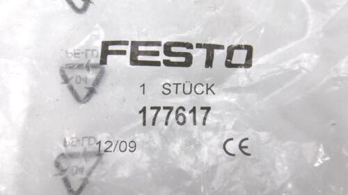 Festo mssd-c-ty-24dc 177617 enchufe