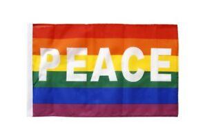 Regenbogen Flaggenfritze/® Freundschaftspin Deutschland